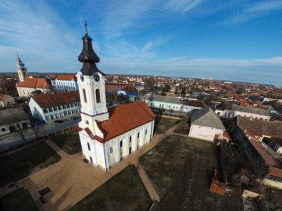 pravoslavna crkva posvećena Svetom Nikoli,