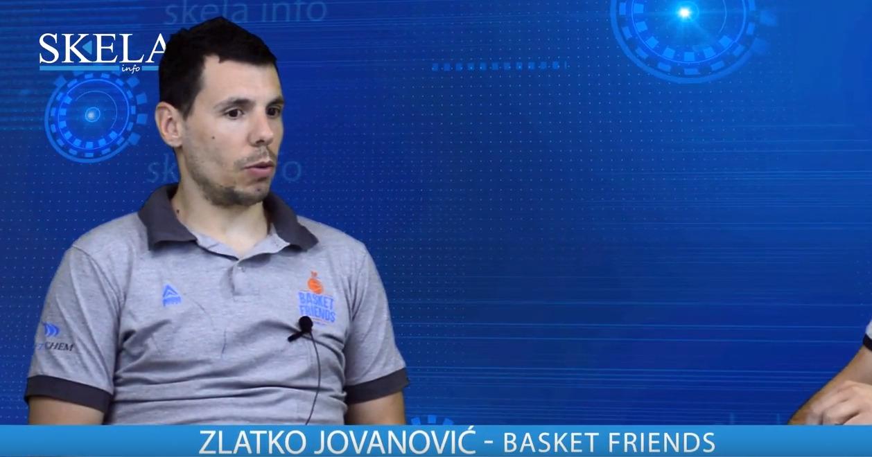 BASKET FRIENDS - Zlatko Jovanovic